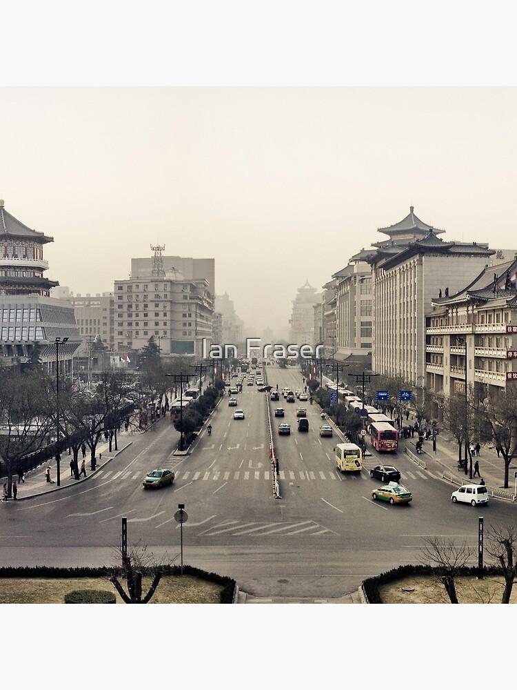 Xi'an by Mowog