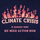 Climate Crisis by BethsdaleArt