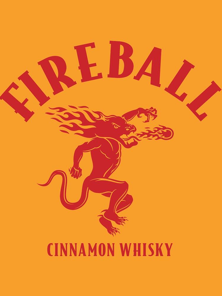FIREBALL | Unisex T-Shirt