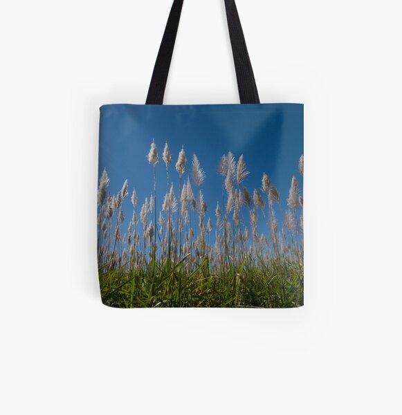 Sugar Cane blues All Over Print Tote Bag