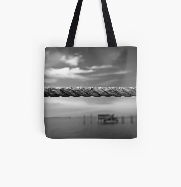 Tension All Over Print Tote Bag