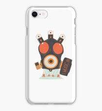 Music is a real Gas iPhone Case/Skin