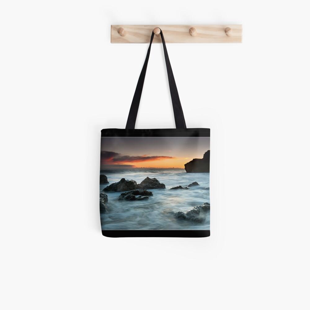 Rocky Morning Tote Bag