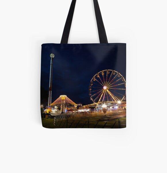 Rye Carnival 2010-11 All Over Print Tote Bag