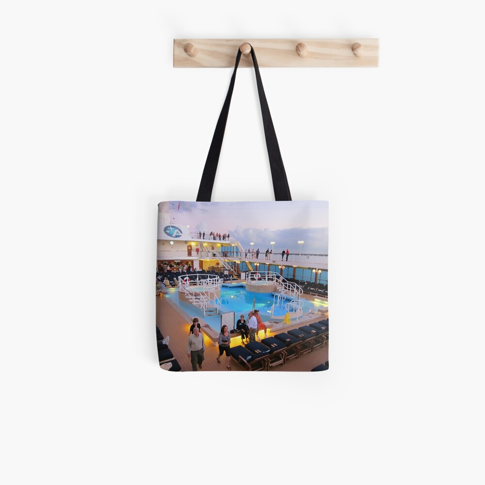 Evening Departure Tote Bag