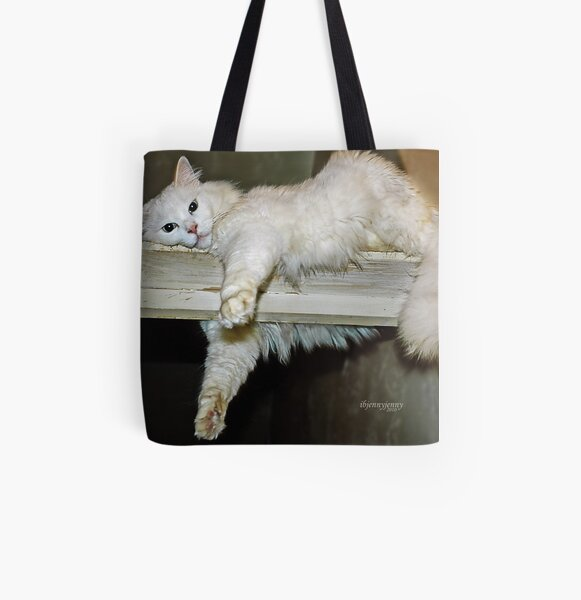 Mikey's Hangout All Over Print Tote Bag