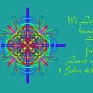 1 John 4:19 by CSRoth