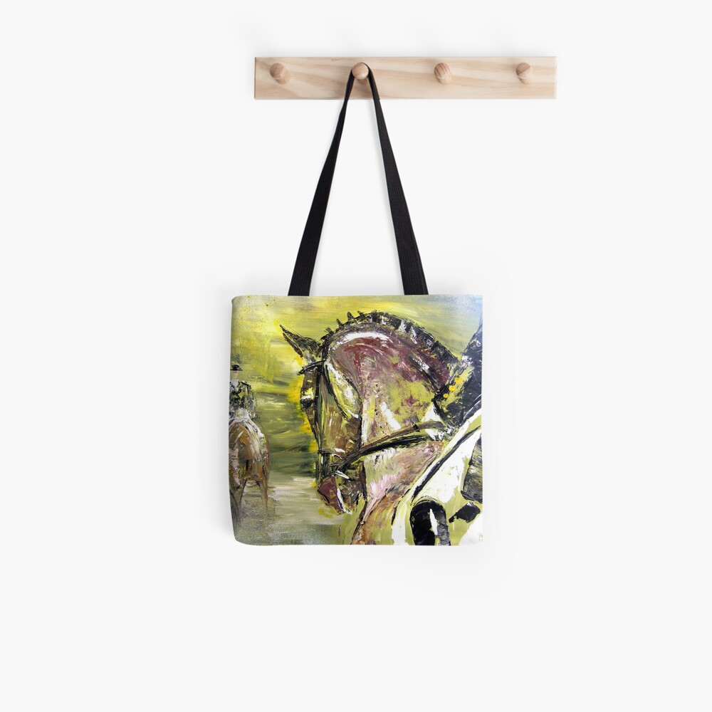 Dressage Competition Tote Bag