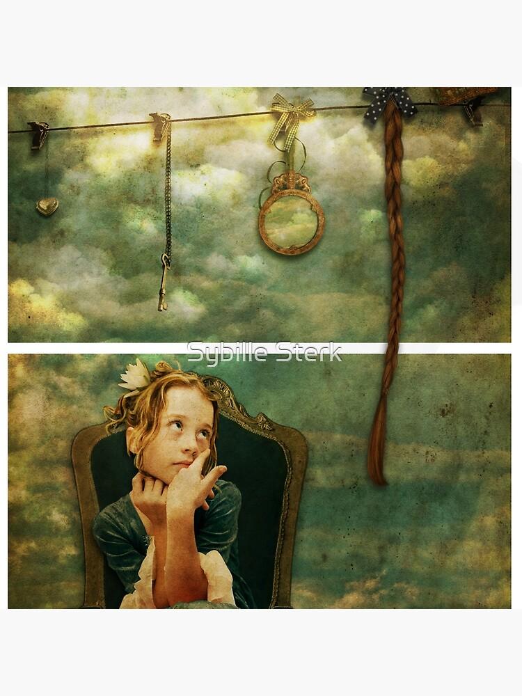 Rapunzel Dreams by MagpieMagic