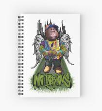 """""""Biggie Tribute"""" Spiral Notebook"""