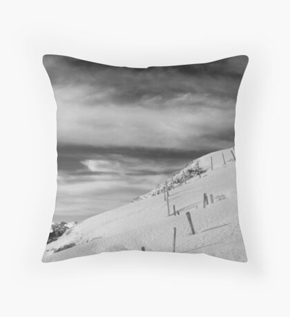 Marching On Throw Pillow