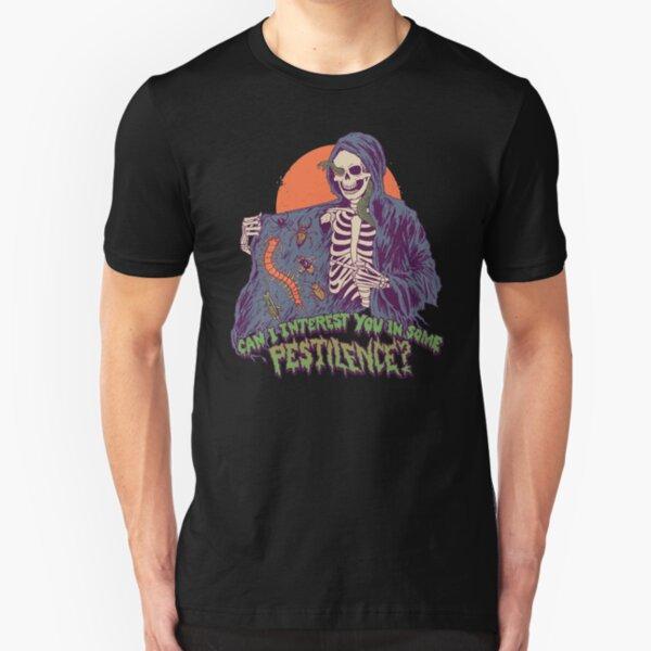 Pestilence Slim Fit T-Shirt