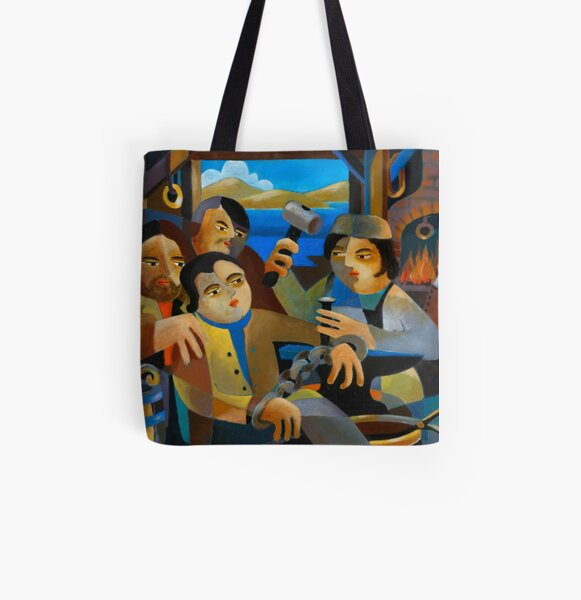 THE RELEASE OF MATTHEW BRADY All Over Print Tote Bag