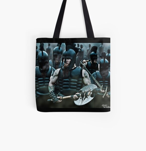 if you want peace,prepare for War. All Over Print Tote Bag