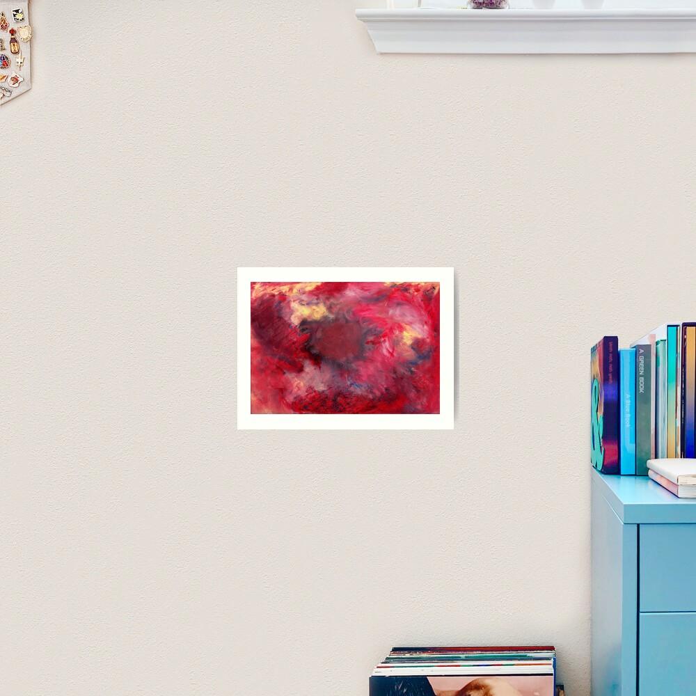 laye2 Art Print
