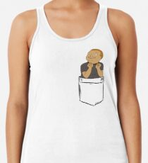 Bobby Pocket 2.0 Racerback Tank Top