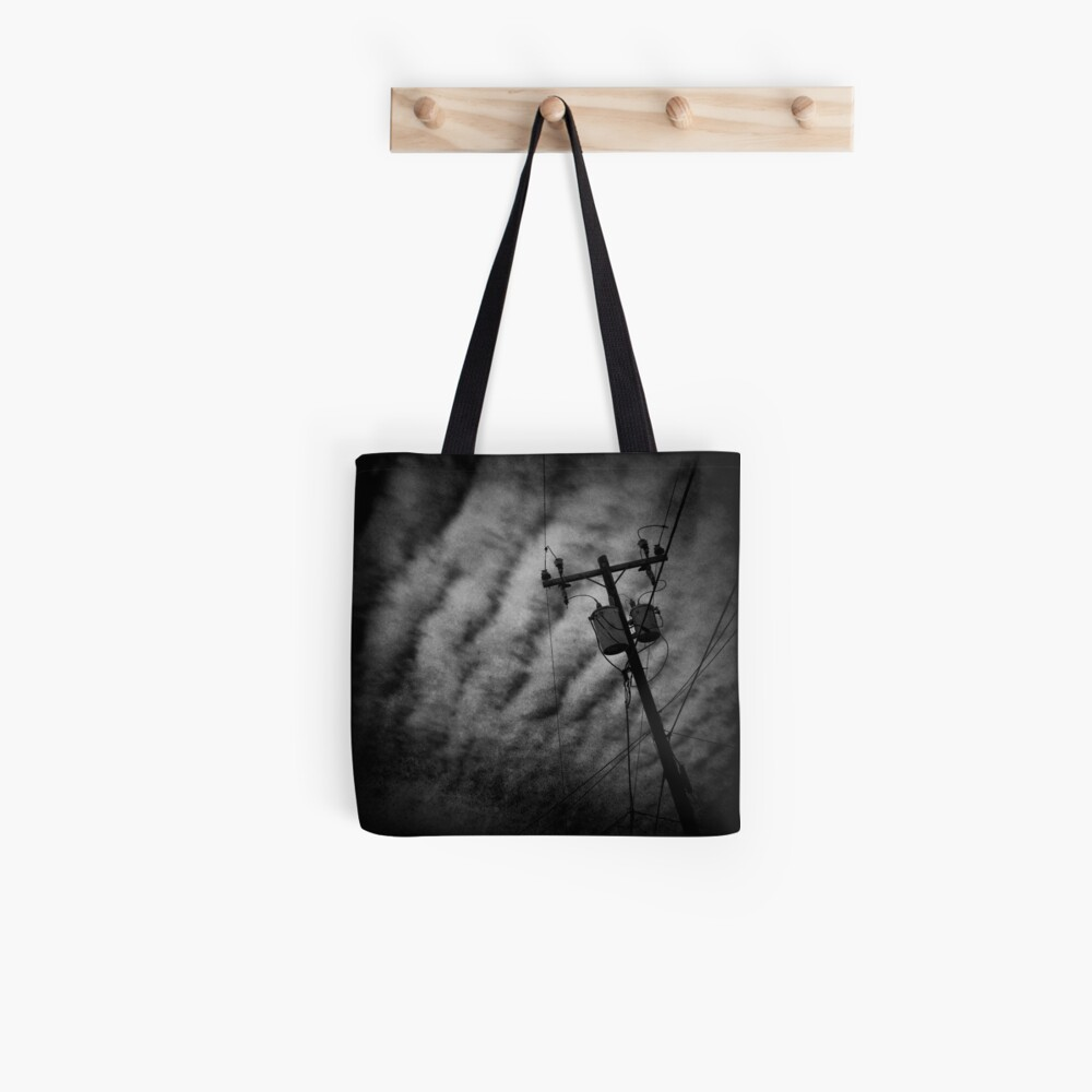 The Moment Just Before... Tote Bag