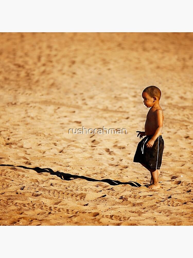 little loner by rushorahman