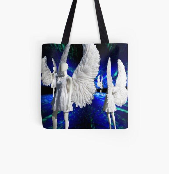 Heavens  Gate All Over Print Tote Bag