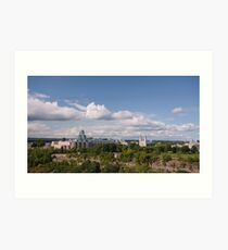 National Art Gallery, Ottawa Art Print