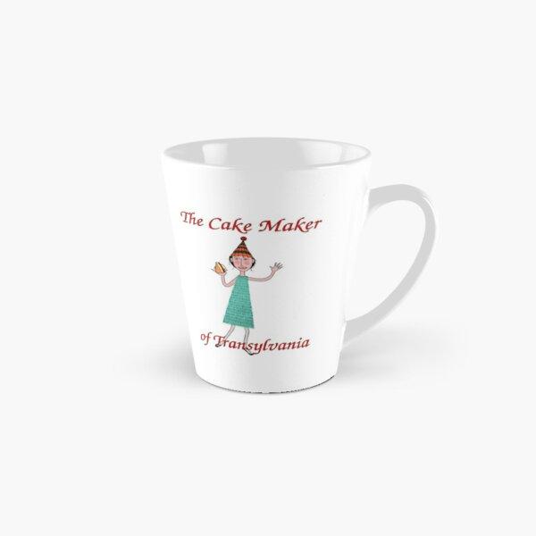 """The Cake Maker of Transylvania"" Lydia mugs Tall Mug"