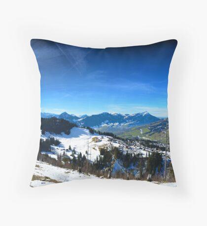 Sattel Serenity Throw Pillow