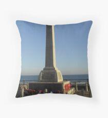 Sandown War Memorial Throw Pillow