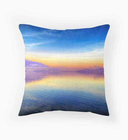 Sunrise for Stephanie Throw Pillow
