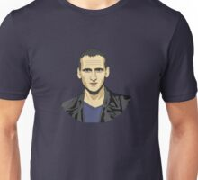 The 9th Doctor Unisex T-Shirt