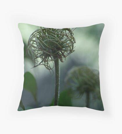 The Truffula Tree Throw Pillow