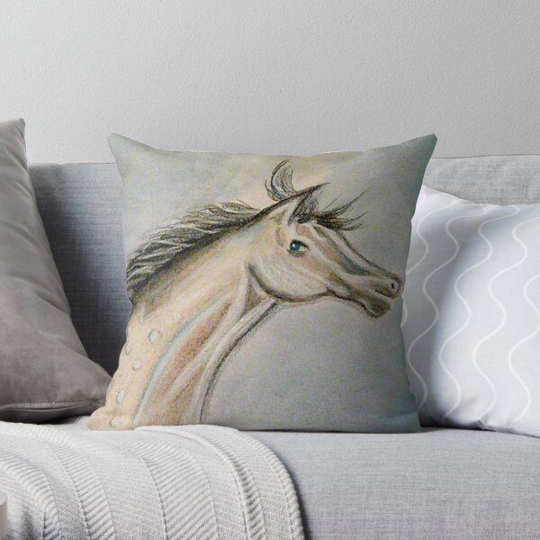 To Narnia and The North! Throw Pillow