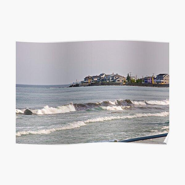 Wells beach Maine 13 Poster