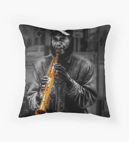 Soul Food Throw Pillow