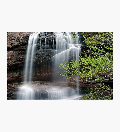 Beulach Ban Falls - Detail Photographic Print