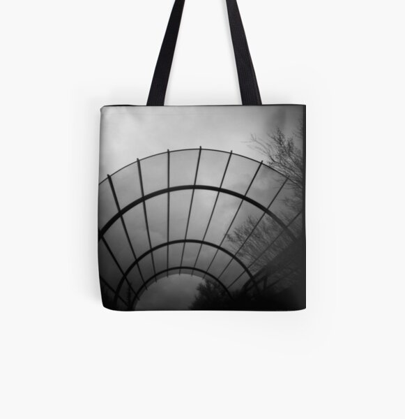 Inside the Bubble All Over Print Tote Bag