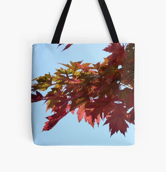 Autumn Glow II All Over Print Tote Bag