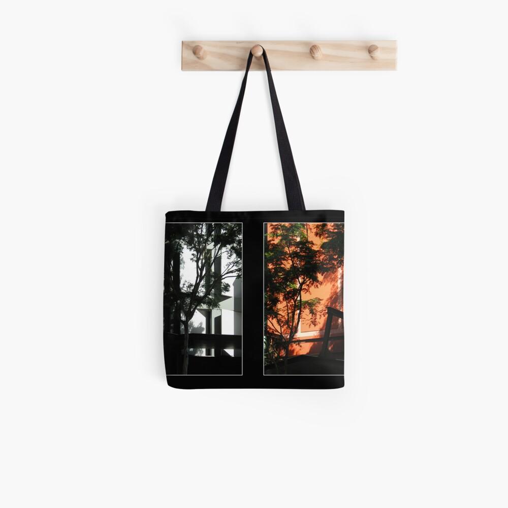 Shades of a city Tote Bag