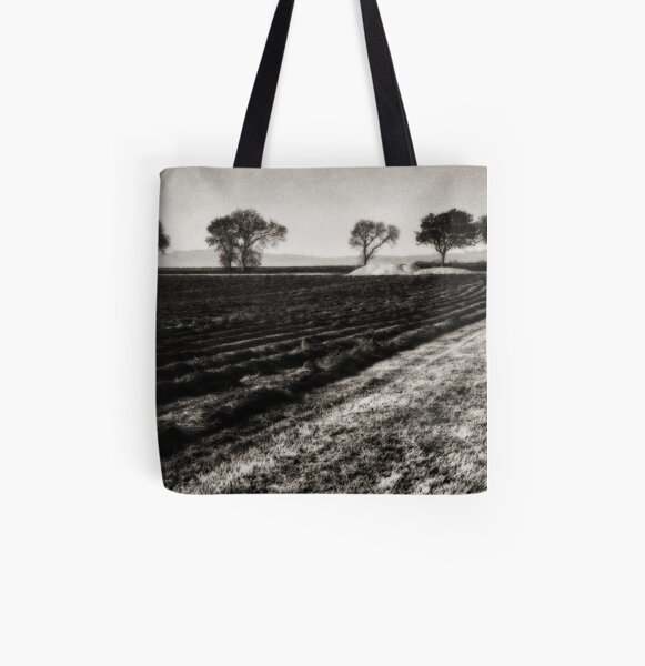 While the sun shines All Over Print Tote Bag