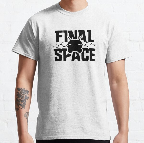 Final Space - Mooncake Chookity! T-shirt classique