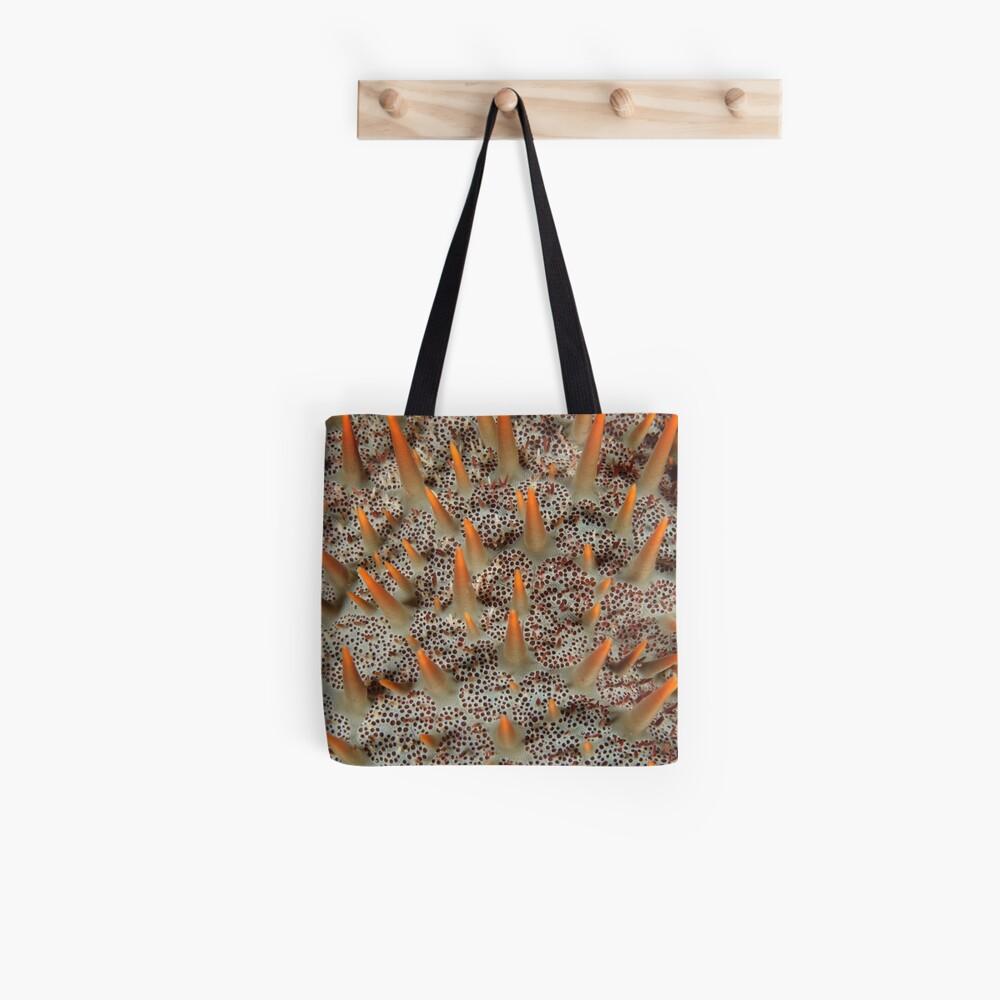 COTS Macro - Acanthaster planci Tote Bag
