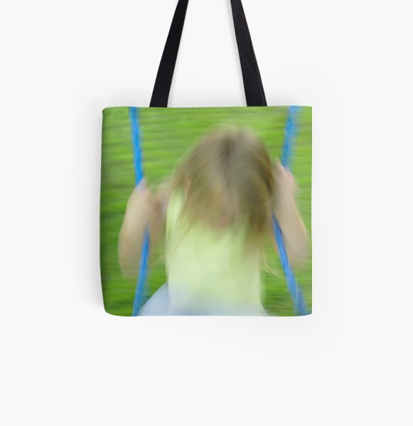 untitled - have an idea? All Over Print Tote Bag