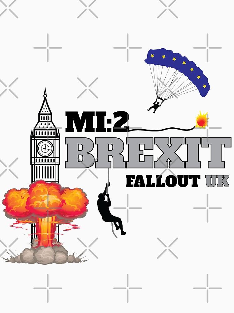 Funny Brexit tshirt - Uk Brexit Parody Shirt - United Kingdom Brexit t-shirt - Fun Brexit tee by happygiftideas