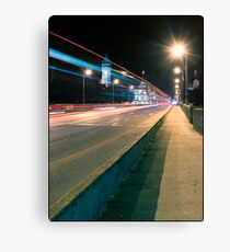 Lux road. Canvas Print