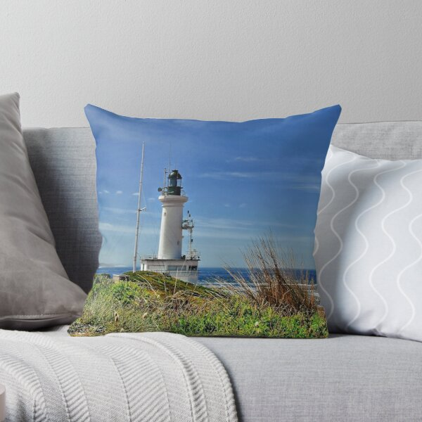 Point Lonsdale Perspective Throw Pillow