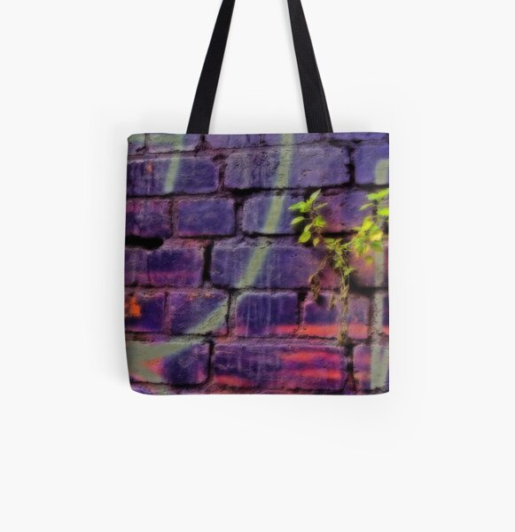 SOLE PLANT All Over Print Tote Bag