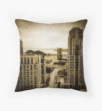 3602 Urban Throw Pillow