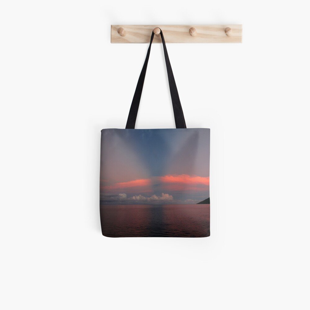 Leaving Misima I Tote Bag