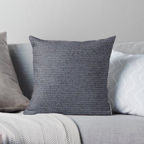 """Dictionary 19"" (elusive-evangelise) Throw Pillow"