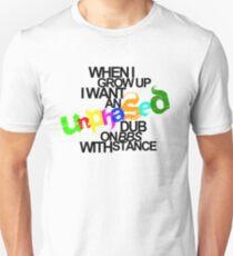 I want Unisex T-Shirt