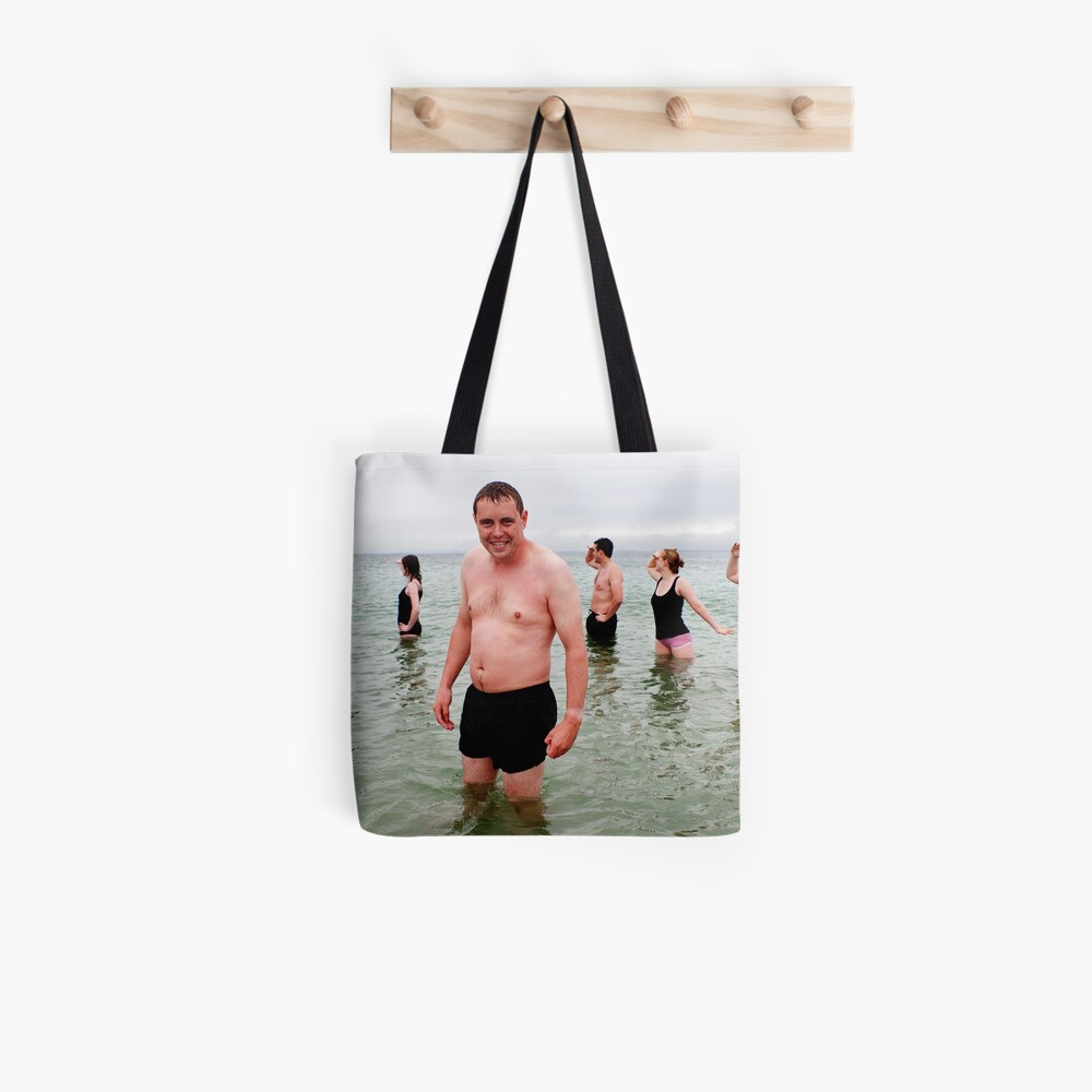 The Tanned of Arann # 2 Tote Bag